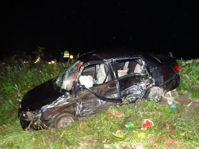 Водитель погиб при столкновении легковушек на трассе в Челябинской области