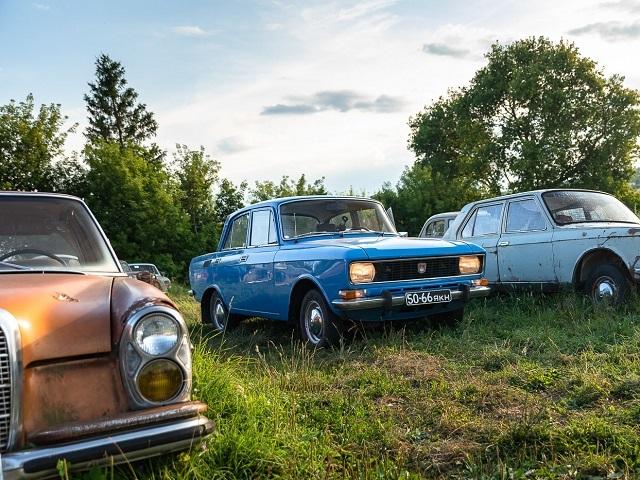 Отправят на пенсию: в России могут запретить эксплуатацию старых автомобилей
