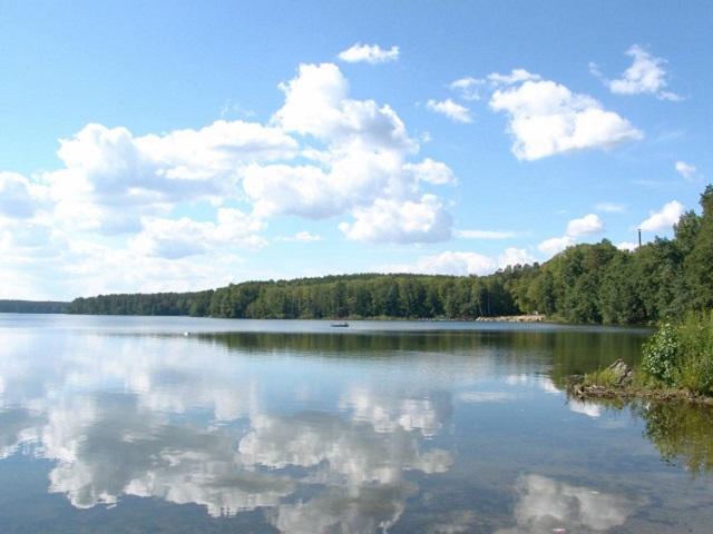 В чебаркульском озере утонул 22-летний парень