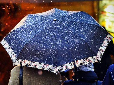 Завтра южноуральцев «порадует» снег с дождем