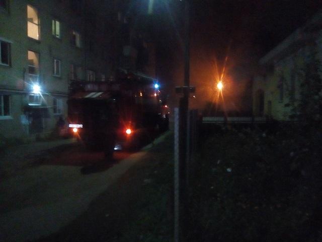 В Миассе выгорела пятикомнатная квартира