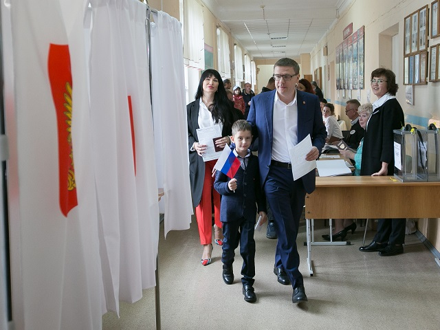 Губернатором Челябинской области избран Алексей Текслер