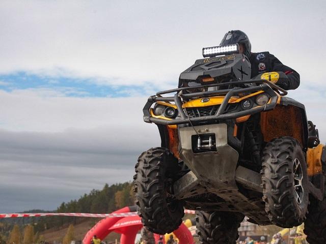 «Extremе kvadro fest» в четвертый раз состоится в Миассе