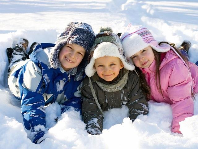 Утепляемся: одежда на зиму для ваших малышей