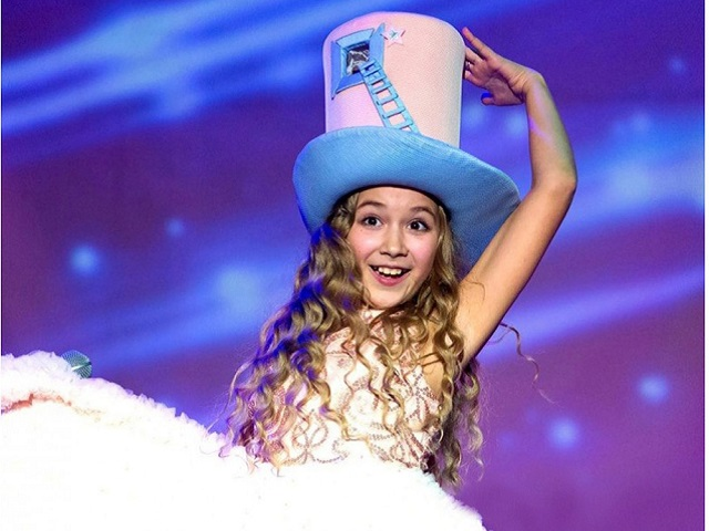 Шестиклассница из Челябинской области прошла в финал детского «Евровидения»