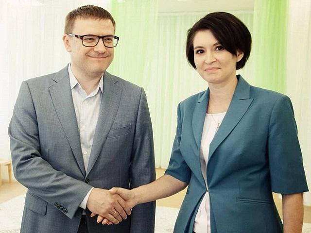 Алексей Текслер назвал имя нового сенатора от Челябинской области