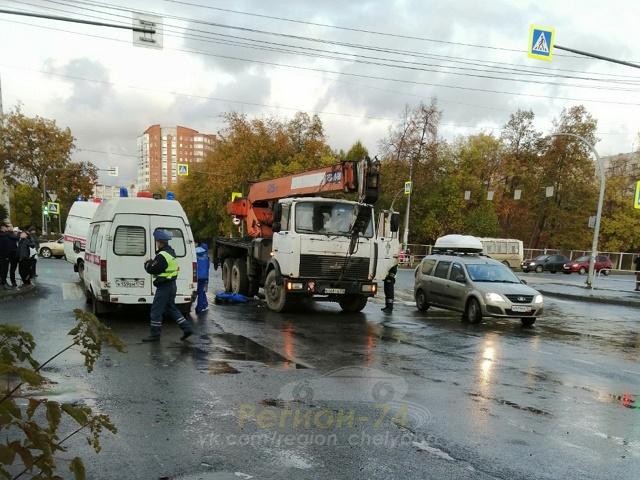 На Южном Урале школьница погибла под колесами автокрана