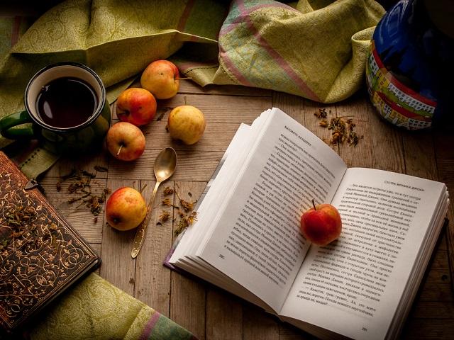 20 книг, которые согреют вас этой осенью
