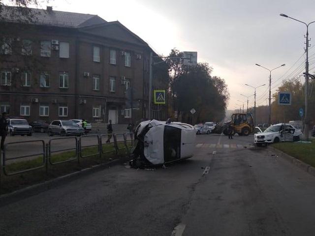 В Челябинской области произошло смертельное ДТП с участием автомобиля такси