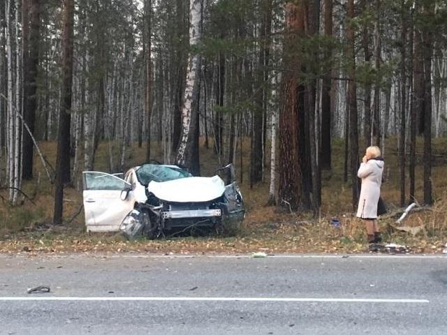 На Южном Урале женщина за рулём скончалась из-за необдуманного манёвра другого водителя
