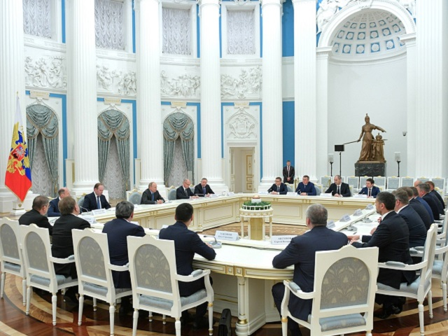 Алексей Текслер рассказал Владимиру Путину об экологии Челябинской области