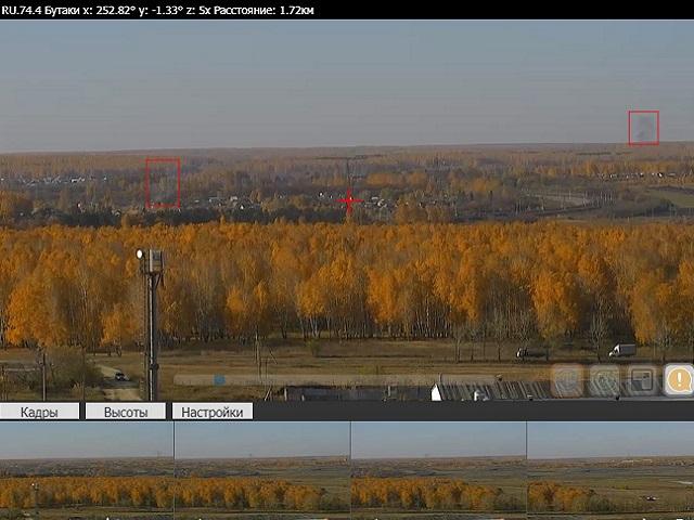 Челябинские леса перевели на дистанционный онлайн-мониторинг. Решение предложил МегаФон