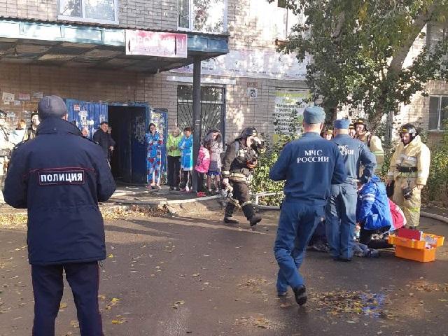 Оставшийся один дома трёхлетний мальчик погиб при пожаре в Челябинской области