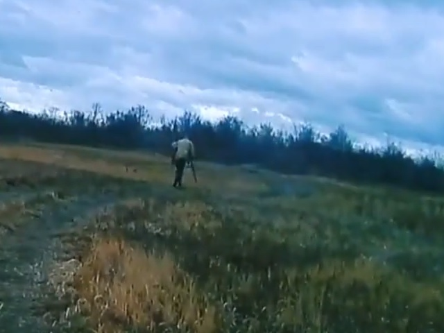 Расстрел автомобиля помощника охотинспектора в Челябинской области попал на видео
