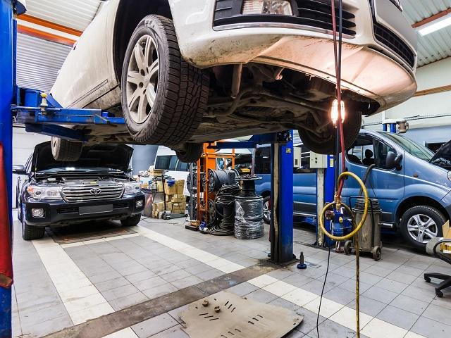 В Челябинской области сотрудник автосервиса разбил машину клиентки