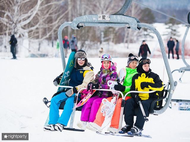 В ноябре горнолыжный курорт «Солнечная долина» откроет новый зимний сезон