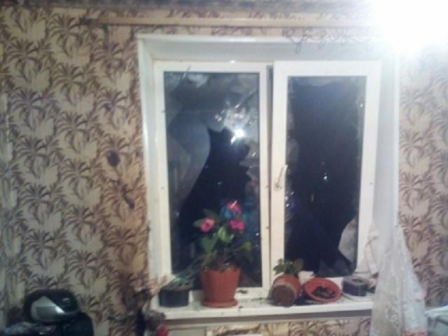 В Челябинской области произошел взрыв газа