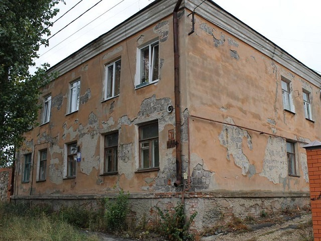 В России ветхие дома предложили ремонтировать за счёт жильцов