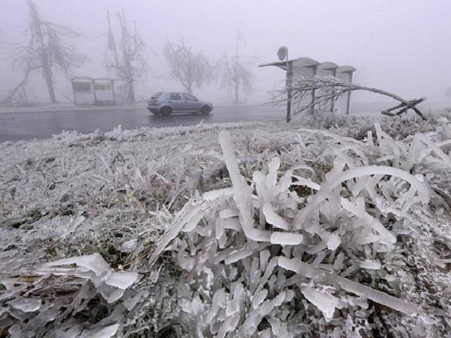 На Южный Урал идёт непогода: МЧС предупреждает о снеге и гололёде