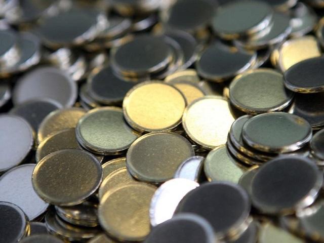 В России могут начать массовую чеканку 50-рублёвых монет