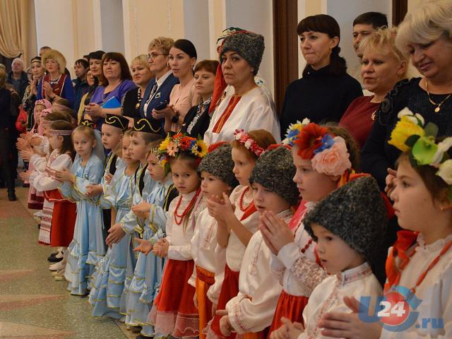 Для детей Южноуральска устроили фестиваль