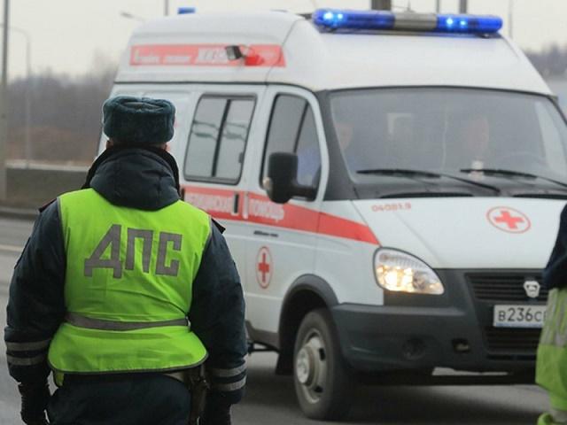 Южноуральский автомобилист сбил полицейского