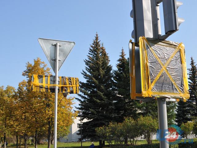 Скоро в Миассе заработают новые светофоры