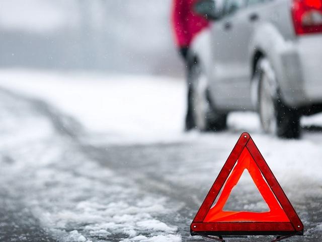 В Миассе водитель иномарки сбил женщину-пешехода