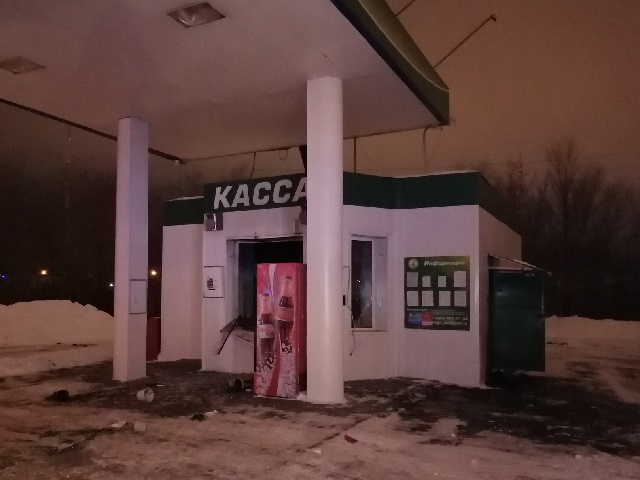 На Южном Урале женщина пострадала при взрыве на автозаправке