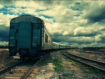 Уехать поездом на Украину можно только до конца мая