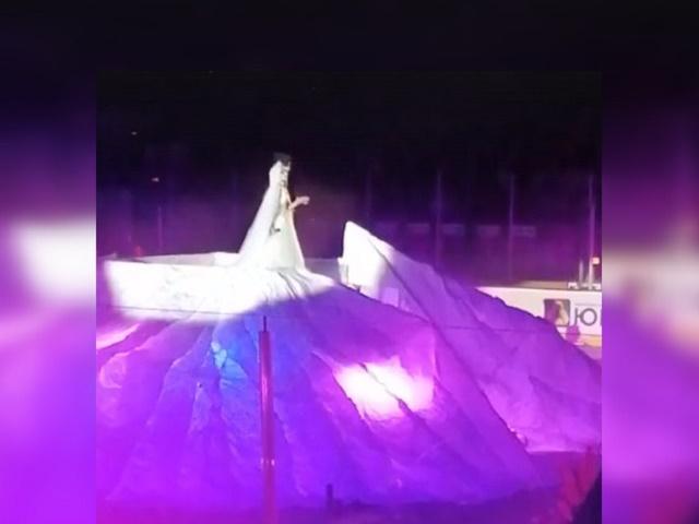 В Челябинской области новогоднее шоу обернулось скандалом