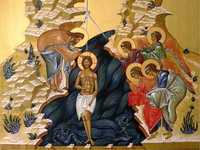 Крещение Господне: история праздника, традиции, приметы - Истории - u24.ru