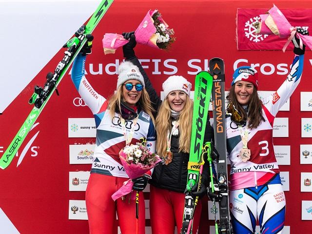 Катайся вместе с чемпионами: на горнолыжном курорте «Солнечная долина» состоится Кубок мира по фристайлу