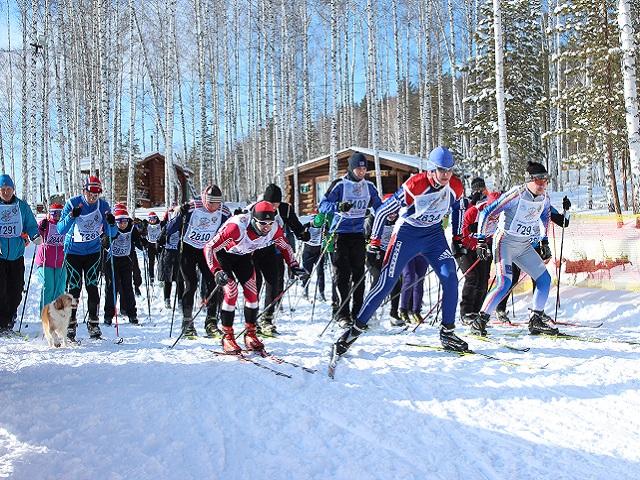 Миасцев и гостей города приглашают на XXXVIII Всероссийскую гонку «Лыжня России»