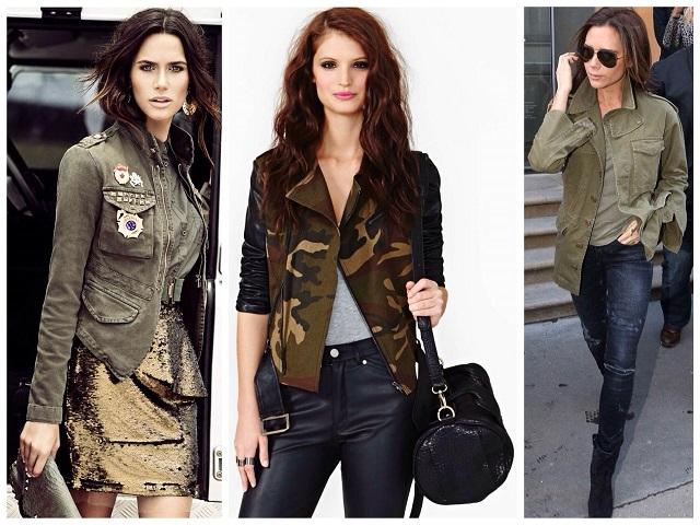 Одежда в стиле милитари: девять вещей с мужским характером