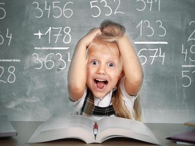 Младшие школьники лучше пятиклассников справляются с нестандартными задачами