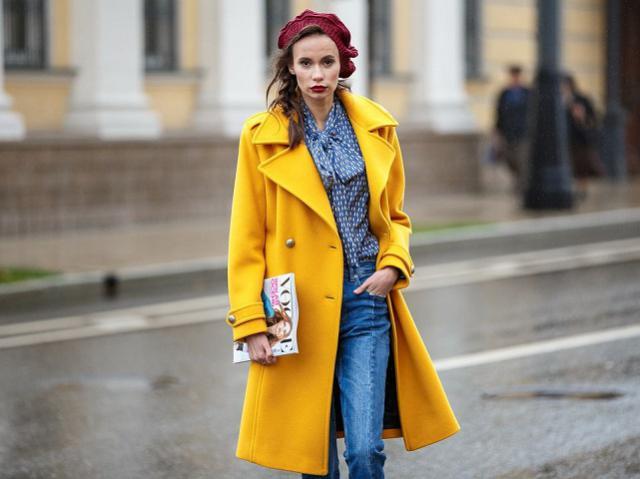8 моделей пальто для стильной весны