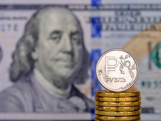 Биржевой курс доллара поднялся выше 74 рублей