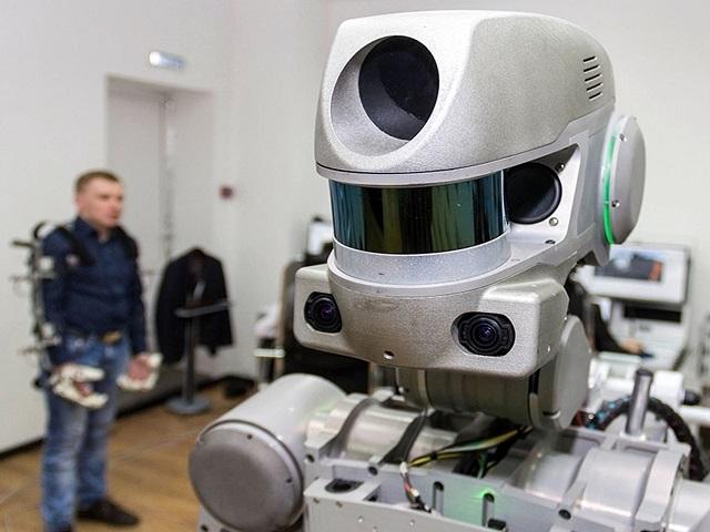 В Челябинской области разработали робота для утилизации радиоактивных отходов