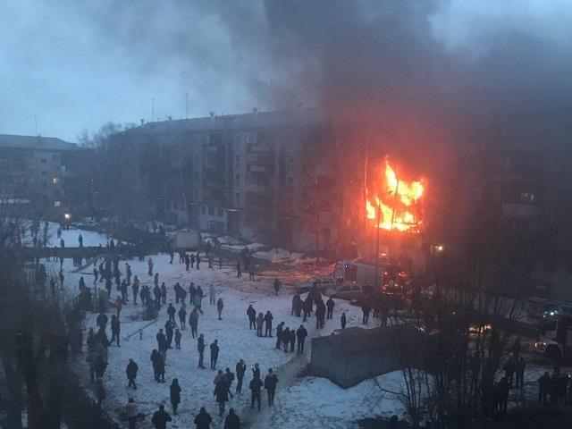 В Челябинской области два человека погибли при взрыве газа в жилом доме