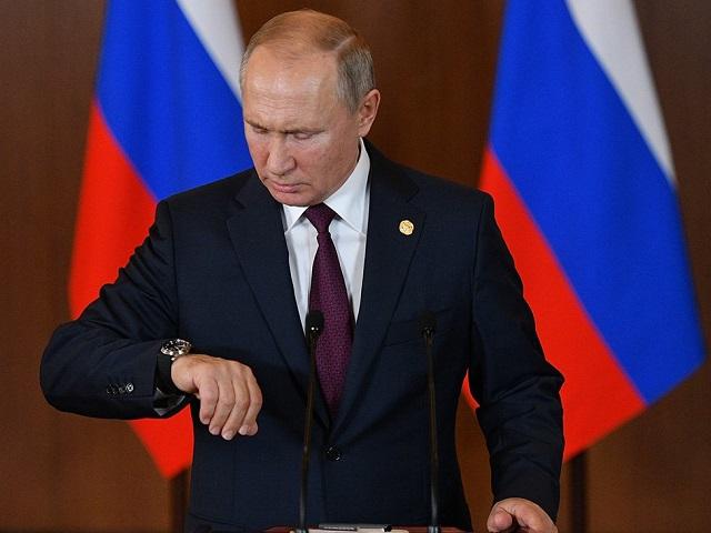 Владимир Путин вновь выступит с обращением к россиянам