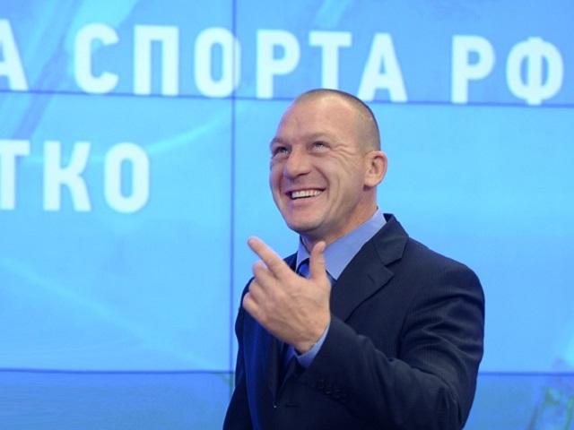 Дмитрий Саутин в премьерном выпуске нового документального цикла «Одержимые» на «Матч ТВ»
