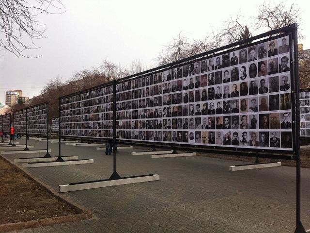Жители Южного Урала подхватили в соцсетях акцию, посвященную «Стене Памяти»