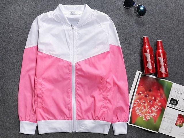 Мужские и женские куртки для прохладных летних дней