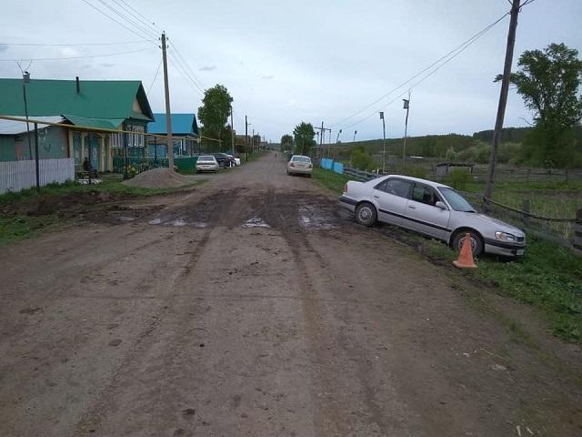 На Южном Урале водитель иномарки сбил трёхлетнюю девочку. Ребёнок в больнице