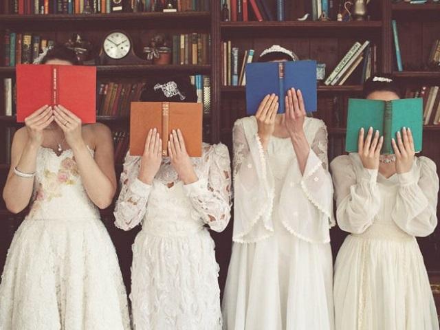 Что почитать перед свадьбой: 26 книг для невест