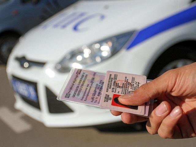 В Миассе задержали нетрезвого водителя с поддельными правами