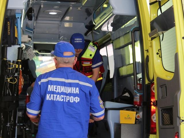 Семеро в больнице: автобус с челябинскими вахтовиками перевернулся в ХМАО