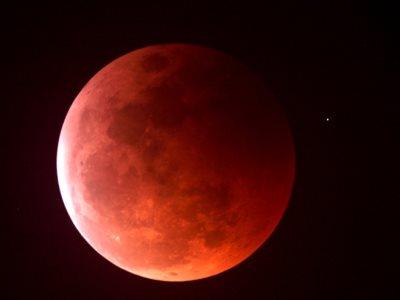 Фёдор Конюхов наблюдал над Тихим океаном лунное затмение
