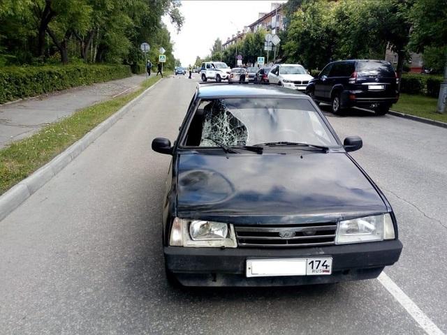 Ребёнок в реанимации: на Южном Урале 18-летняя автомобилистка сбила мальчика